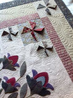Dynamic Stitches by Wendy