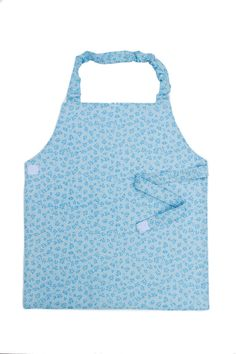 toddler apron (I have an apron from this women's shop. they are much smaller then most of the others and are easy for the children to put on.)