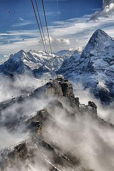 Switzerland - The Schilthorn