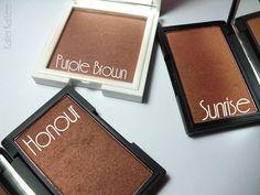 Rosenholziger Blush Vergleich: Honour - Sunrise - Purple Brown