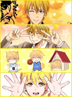 generation of miracles Midorima Shintarou, Kise Ryouta, Kuroko Tetsuya, Ryota Kise, Basketball Anime, Kuroko's Basketball, Anime Guys, Manga Anime, Kuroko No Basket Characters