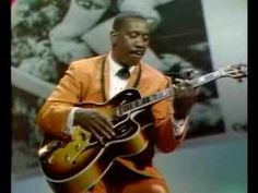 Jazz great and octave master, Wes Montgomery - Windy