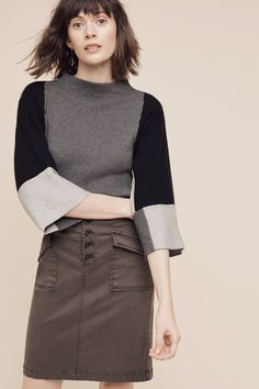 Mollie Colorblocked Sweater