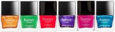 Lolly Bright Collection 2014 from butter LONDON
