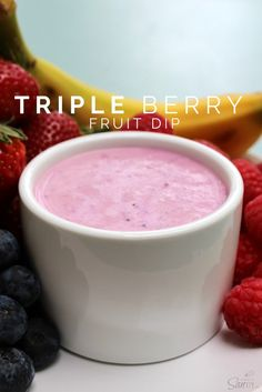 Triple Berry Fruit D
