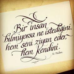 #mevlana calligraphy Osman Kartaler
