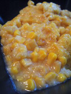 Updated Recipe: Kentucky Sweet Corn Pudding