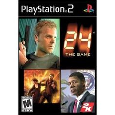 24 the Game on PlayStation 2