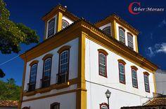 Prefeitura - Tiradentes - MG - Brasil
