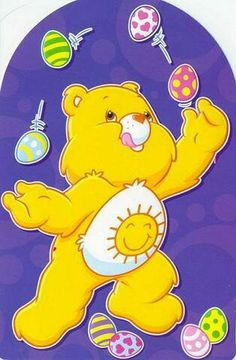 Care Bears -Easter