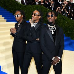 Offset Rapper, Migos Wallpaper, Mens Casual Suits, Beckham Jr, Swag Style, Trap, Well Dressed Men, Gentleman Style, Editorial Fashion