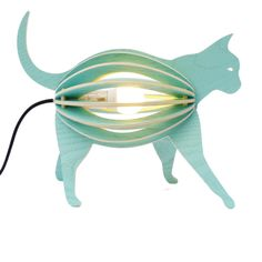 Lampe Zooo chat