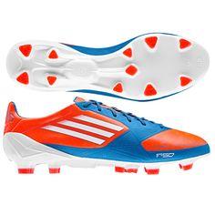 Adidas MiCoach F50 Adizero TRX FG Oranje Blauw