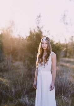 The Beauty Case // Bohemian Bride // Frankly My Dear // Cassandra Ladru