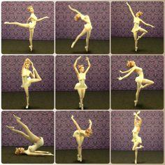 Il clan di Mo — Dancer's Pose 1 Ballet → Download 30 solo poses...