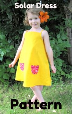 Solar Dress free pattern to Download by Indietutes.blogspot.com