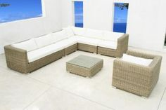 Synthetic Furniture - Stanley Modular Set