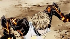- One Punch Man - Genos. Just really cool