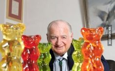 RIP Hans Riegel, founder of Haribo dies at age 90. He was one of… #dies,  #founder,  #Hans Riegel, #Haribo