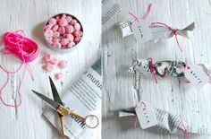 Wedding Favours on a budget