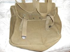 Reproduction Army/Marines Musette Havesack Bag/Backpack