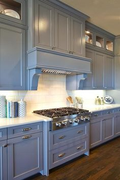 What a Gorgeous Custom Built Kitchen - Shadock homes in Frisco.