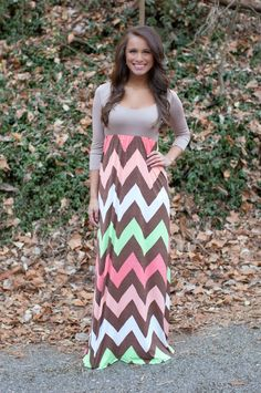 Embrace your Boho chic aesthetic in boutique maxi dresses that are effortlessly stylish. Uncover an assortment of fashionable, funky dresses at Pink Lily. Chevron Maxi Skirts, Striped Maxi Dresses, Funky Dresses, Cute Dresses, Long Dresses, Bohemian Dresses, Dresses 2016, Dress Long, Party Dresses