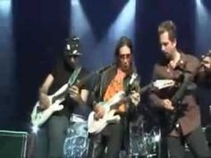 Steve Vai, John Petrucci and Joe Satriani Duel Guitars