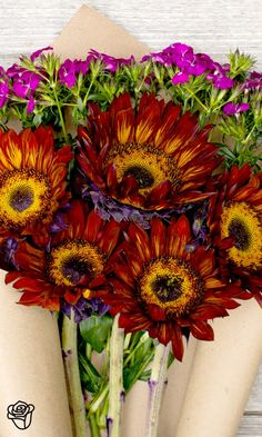 The Bouqs Flowers- Love these sunflowers.