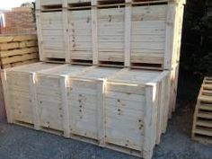 Buying The Right Pallets Will Definitely Help Your Business But You Need To Know Which One To Buy Go For Wooden Cr Crates Pallet Crates Wood Crates