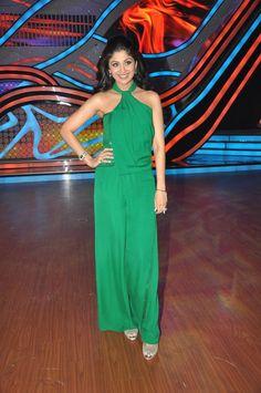 Shilpa Shetty on The Set of Nach Baliye -5.