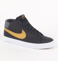 (Limited Supply) Click Image Above: Mens Nike Shoes - Nike Blazer Mid Lr  Suede Shoes