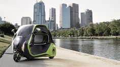 1 | This Sleek Electric Tuk-Tuk Is Designed To Battle Traffic In Your City | Co.Exist | ideas + impact