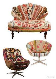 bokja gypsy bohemian furniture