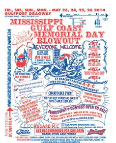 memorial day events gulf coast