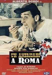 Un americano a Roma [Import anglais]