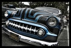 lead sleds of the 50 s | MEMO'S CAR