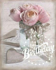 happy birthday wishes / happy birthday wishes Funny Happy Birthday Greetings, Happy Birthday Wishes Cards, Happy Birthday Flower, Happy Birthday Pictures, Birthday Blessings, Happy Birthdays, 21 Birthday, Happy Wishes, Card Birthday