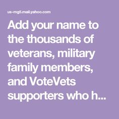 Add your name to the thousands of veterans, military family members, and VoteVets supporters who have signed our petition calling for a full Congressional investigation into Russian attempts to influence our presidential election.http://action.votevets.org/page/m/139e3836/1cdba7b7/3cfe1847/6dc14951/3704930348/VEsE/
