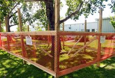 The City of Calgary - Protecting trees during construction and . Watch News, Calgary, Home Renovation, Garden Bridge, Trees, Construction, Gardening, Outdoor Structures, Activities