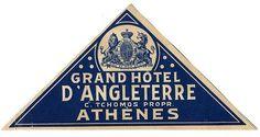 Grand Hotel D'Angleterre