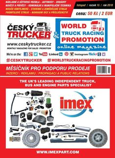 CZECH TRUCKER – online magazine for promoting sales of trucks, commercial vehicles and construction machinery. Mobile Marketing, Online Marketing, Social Media Marketing, Digital Marketing, Mercedes Benz Trucks, Volvo Trucks, Semi Trucks, Bus Engine, Automobile