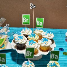 Cupcakes Breaking Bad