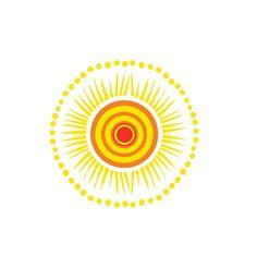 here comes the sun ♥ Die #Sonne und der #Mond #sol #luna #sun #moon