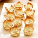 Baked Crab Rangoon- great recipe! Must try!