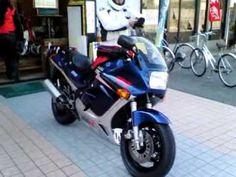 KAWASAKI GPZ1000RX - YouTube