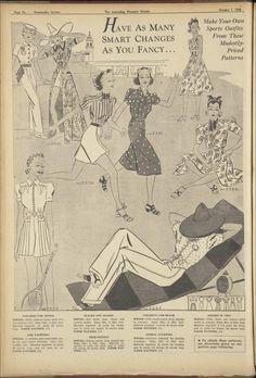The Australian Women's Weekly, October 1st, 1938