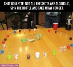 Shot Roulette - FunSubstance.com on imgfave