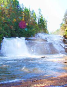 Asheville, NC Waterfalls
