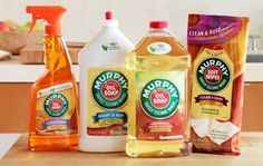 22 miraculous cleaning products that practically do all the work for you: All the cleaning products you need